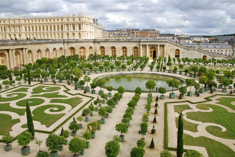 Florian pr ault coach concepteur paysagiste paris for Architecte jardin versailles