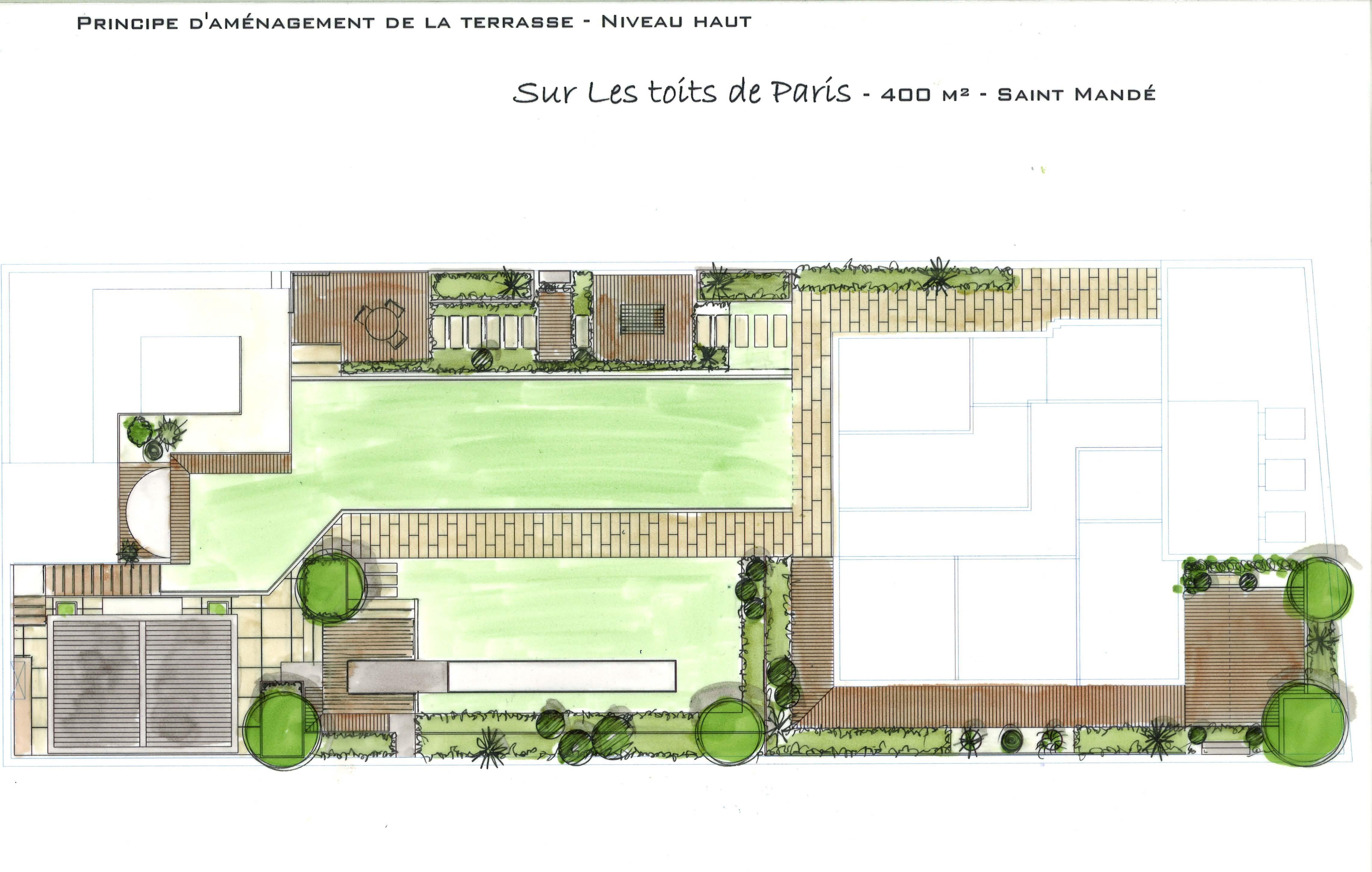 terrasses en vue boulogne billancourt
